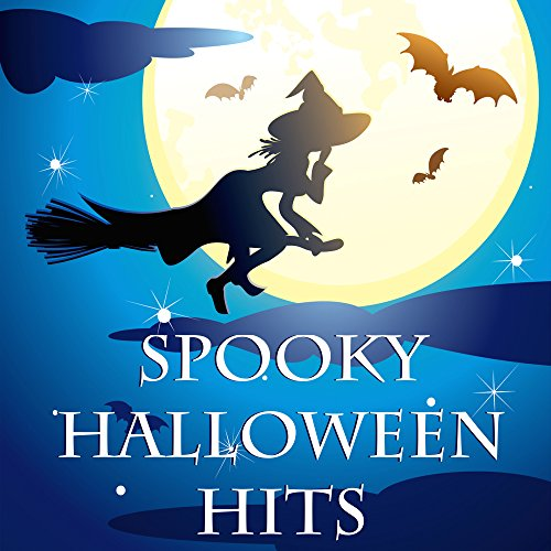 Spooky Halloween Hits - Spooky Party Music & Halloween Sound Effects with Zombies, Monsters and Vampires