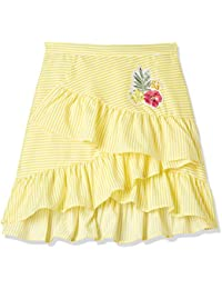 Pink & Blue By fbb Girls' Sports Skirt