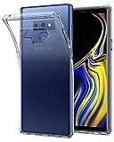 Spigen Liquid Crystal Case Desgined for Samsung Galaxy Note 9 (2018) - Crystal