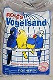 Vogelsand, keimfrei mit Kalk und Anis (25kg)