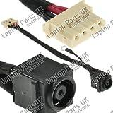 Sony Vaio pcg-71811l, PCG-71811M, pcg-71911l, PCG-71911M, pcg-71912l, pcg-71913l, pcg-91211l, PCG-91211M, en PCG-91311M, VPCEJ190X DC Power Jack con cable
