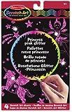 Melissa & Doug 15810 Princess Pink Glitter Scratch Art Boards