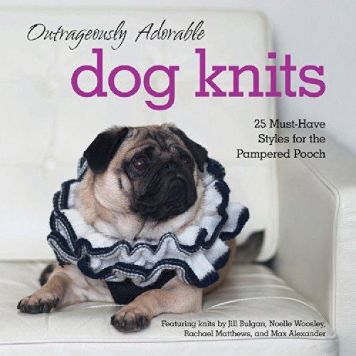 Gara punto editrice libri-scandalosamente adorabile cane maglieria