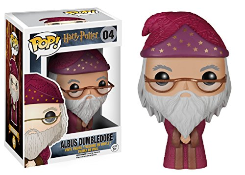 Funko Pop Dumbledore (Harry Potter 04) Funko Pop Harry Potter