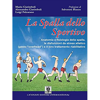 """La Spalla Dello Sportivo: Anatomia E Fisiologia Della Spalla, Le Disfunzioni Da Stress Atletico (Gesto """"Overhead"""") E Il Loro Trattamento Riabilitativo"""