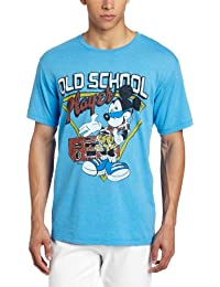 T-Shirt Mickey Old School Player Junk Food Clothing - Taille S