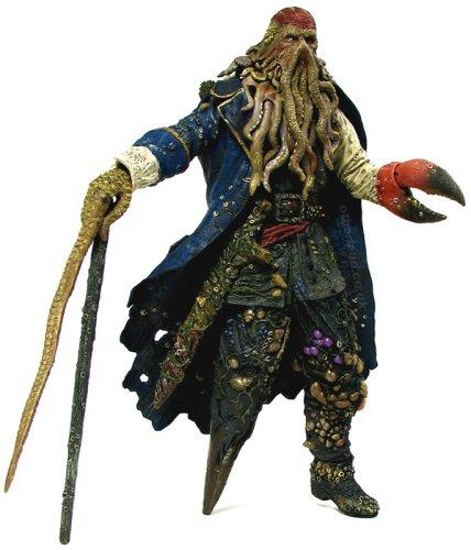 Kostüm Davy Jones (Pirates of the Caribbean 2 Davy Jones 12-Inch Talking Figure)