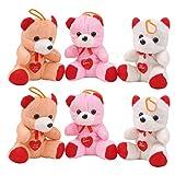 Glitter Collection (TM) Cute Teddy Bear ...