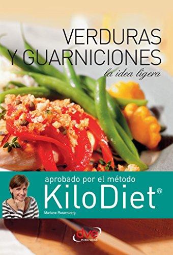 Descargar Libro Verduras y guarniciones (Kilodiet) de Mariane Rosemberg