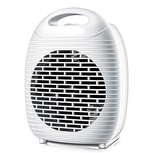 Xiao Heizung, kleine Mini-Heizung, elektrische Haushalt Heizung, Energieeinsparung, Büro, Bad, Wohnzimmer, elektrische Heizung, weiß Raumheizkörper (Color : White)