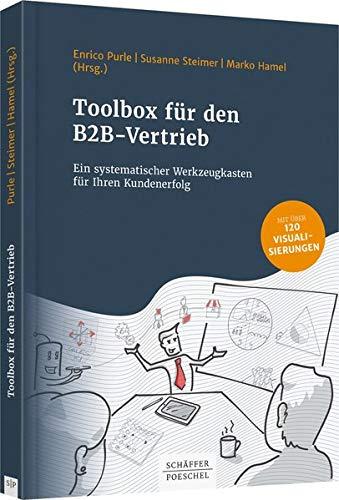 Toolbox für den B2B-Vertrieb: Ein systematischer Werkzeugkasten für Ihren Kundenerfolg
