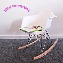 Eames Sedia a dondolo per bambini, Baby per mobili pezzi in Design retrò