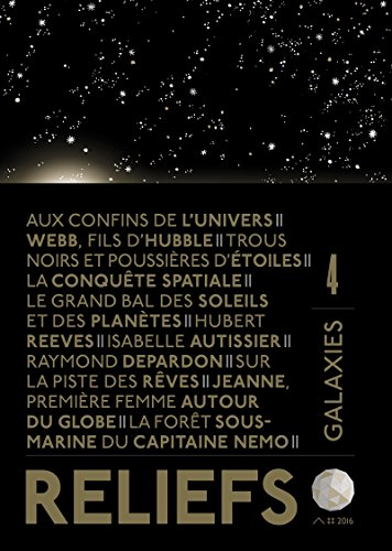 Revue Reliefs N°4 - Galaxies