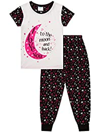 018ce86106 I Love You to The Moon and Back Girls Pyjamas 6 to 13 Years