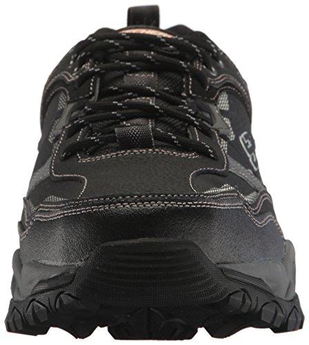 Skechers Sport Mens Sparta 2.0 Training Sneaker Black/Charcoal