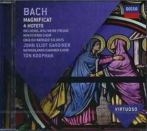Magnificat Bwv 243/Vier Motetten