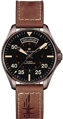 Hamilton Khaki Pilot Watch H64605531 Automatic Diameter 42 mm
