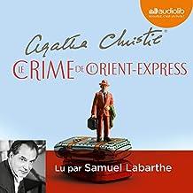 Le Crime de l'Orient Express: Livre audio 1 CD MP3