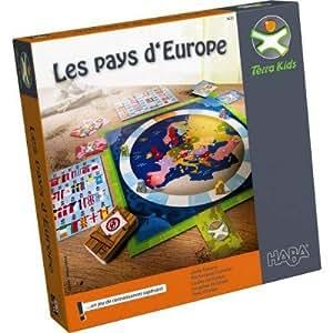 Terra Kids : Les pays d'Europe