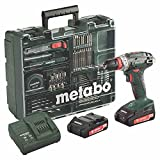 Best Metabo Taladros - Metabo BS 18 Quick Set - Taladro Review
