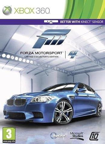 Forza Motorsport 4 (jeu Kinect) - édition limitée