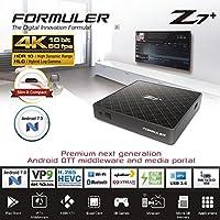 formuler Z7+ 4K IPTV Android 7.0media player, H 2.65, WiFi, Stalker