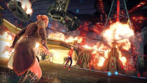 Saints Row 4 Element of Destruction Pack DLC