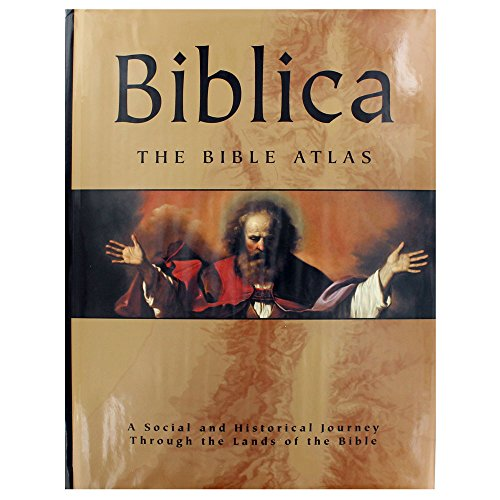 Biblica - The Bible Atlas