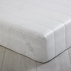 Double Memory Foam Mattress By Starlight Beds (4ft6 Double Mattress)