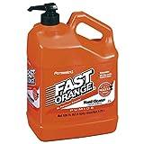 Wetec Handwaschpaste FAST ORANGE, Pumpkanister 3,8 l