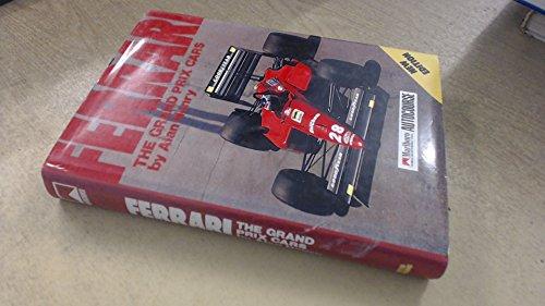 Ferrari: The Grand Prix Cars por Alan Henry