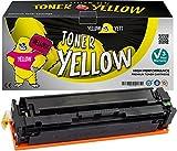 Yellow Yeti 201X CF402X (2300 Seiten) Gelb Premium Toner kompatibel für HP Color LaserJet Pro MFP M277dw M277n M274n M252dw M252n [3 Jahre Garantie]