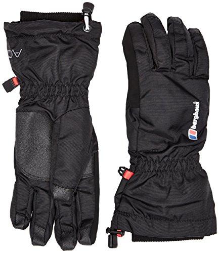 Berghaus Erwachsene Handschuhe Arisdale AQ Gloves AU, Black, XS, 4-21409BP6