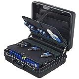 E-COLL Werkzeugkoffer ABS 455 x 345 x 160 mm Modell FORUM