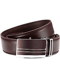 eleganter Automatikgürtel, Automatikschließe. Breite: 3,4 cm, Anzuggürtel, Jeansgürtel