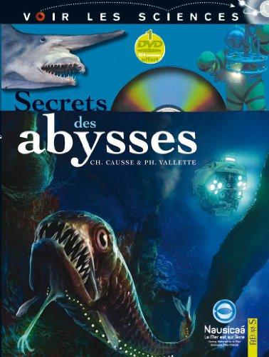 Secrets des abysses (1DVD) par Christine Causse