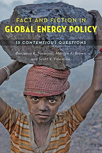 Fact and Fiction in Global Energy Policy: Fifteen Contentious Questions por Benjamin K. Sovacool, Marilyn A. Brown, Scott V. Valentine