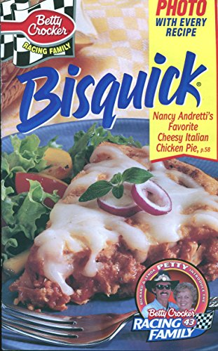 betty-crocker-racing-family-bisquick-cookbook-richard-lynda-petty-introducing-the-betty-crocker-raci