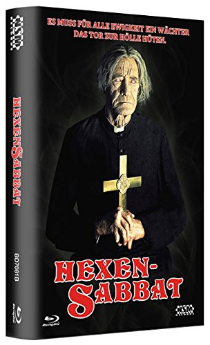 Hexensabbat (Blu-Ray) große Hartbox Cover B - Limited 111 Edition