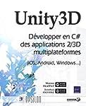 Unity3D - D�velopper en C# des applic...