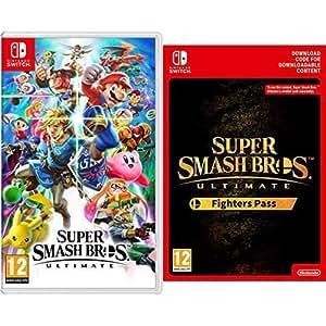 Super Smash Bros. Ultimate [Nintendo Switch] + Fighter
