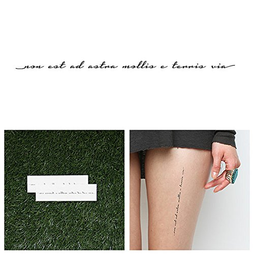 tattify-tatouages-temporaires-movitational-latin-phrase-sans-limite-set-de-2