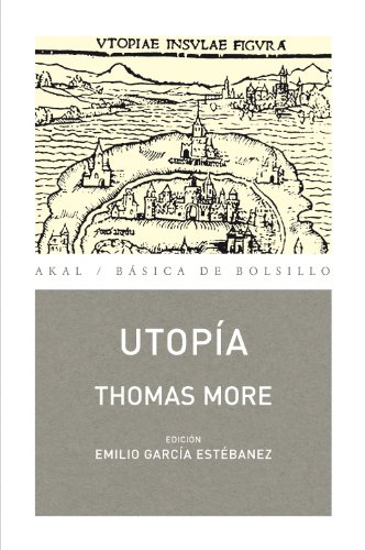 Utopía (Básica de Bolsillo nº 20)