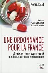 Une ordonnance pour la France : 10 pistes de réforme pour une santé plus juste, plus efficace et plus économe