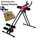 #5: Wewholeseller Tummy Trimmer Double Spring Ab Exerciser