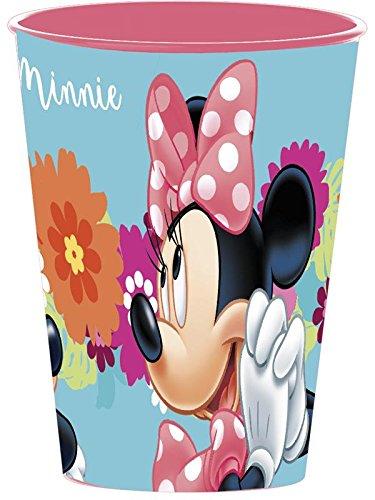 Minnie Mouse-Becher aus Kunststoff klein 260ml (Stor 23707) -