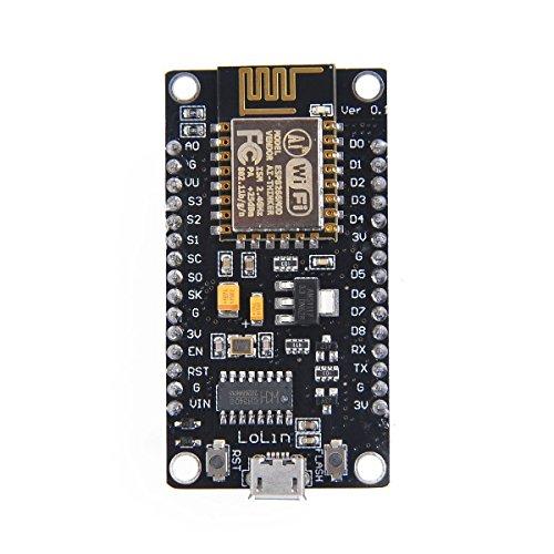 ARCELI ESP8266 Seriell Wireless Modul CH340 NodeMcu V3 Lua Wifi Internet der Dinge Entwicklungskarte EK1677 Arduino Kompatibel