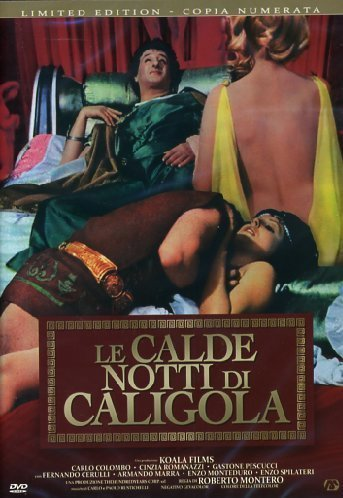 Caligula's Hot Nights ( Le calde notti di Caligola ) ( The Hot Nights of Caligula ) by Fernando Cerulli -