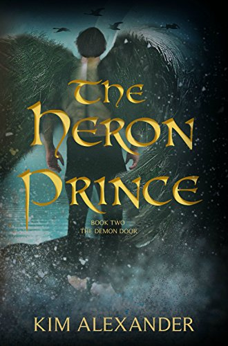 Book cover image for The Heron Prince (The Demon Door Book 2)