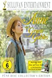 DVD Cover 'Anne auf Green Gables, Teil 1-3 (Collector's Edition, 5 Discs)